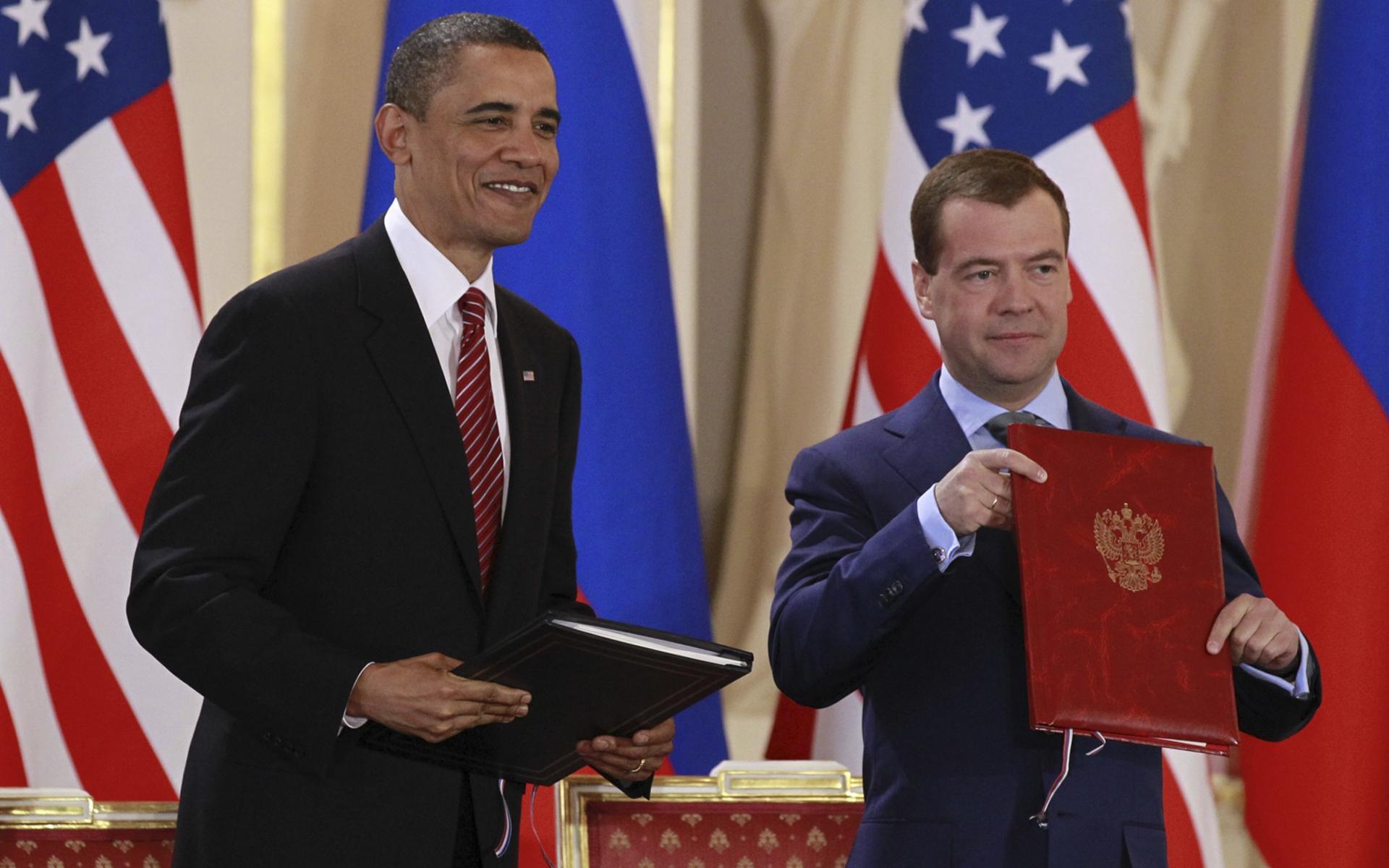 Российско-американские отношения в ядерной сфере