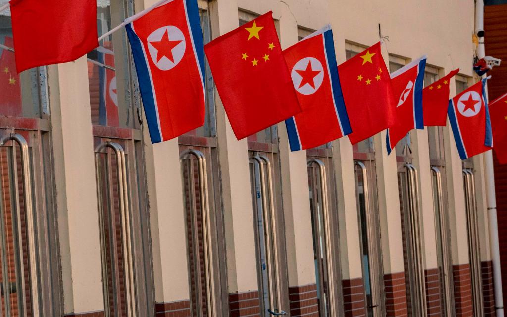 Вечный мир до первой драки: к вопросу об отношениях КНР и КНДР