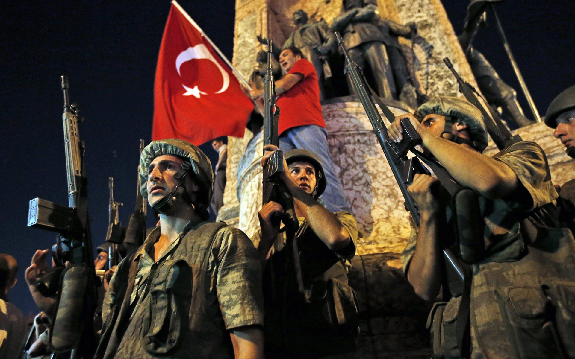 Турецкая модель армейского участия