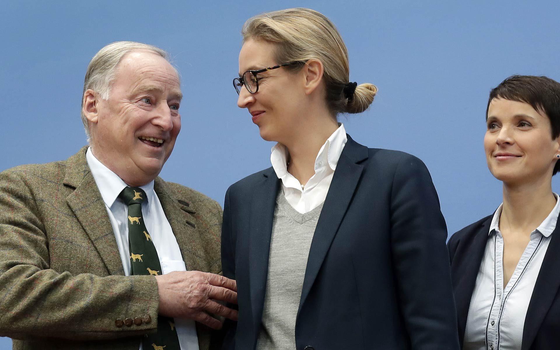 Причины успеха правых сил на выборах в Бундестаг
