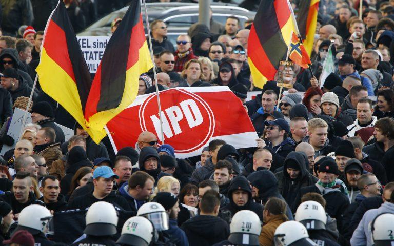 Рост правого радикализма в ФРГ: причины и масштабы