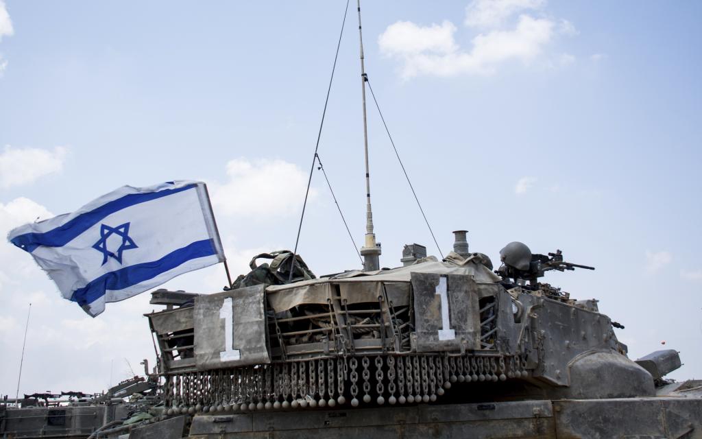 Израильский сценарий будущего Сирии