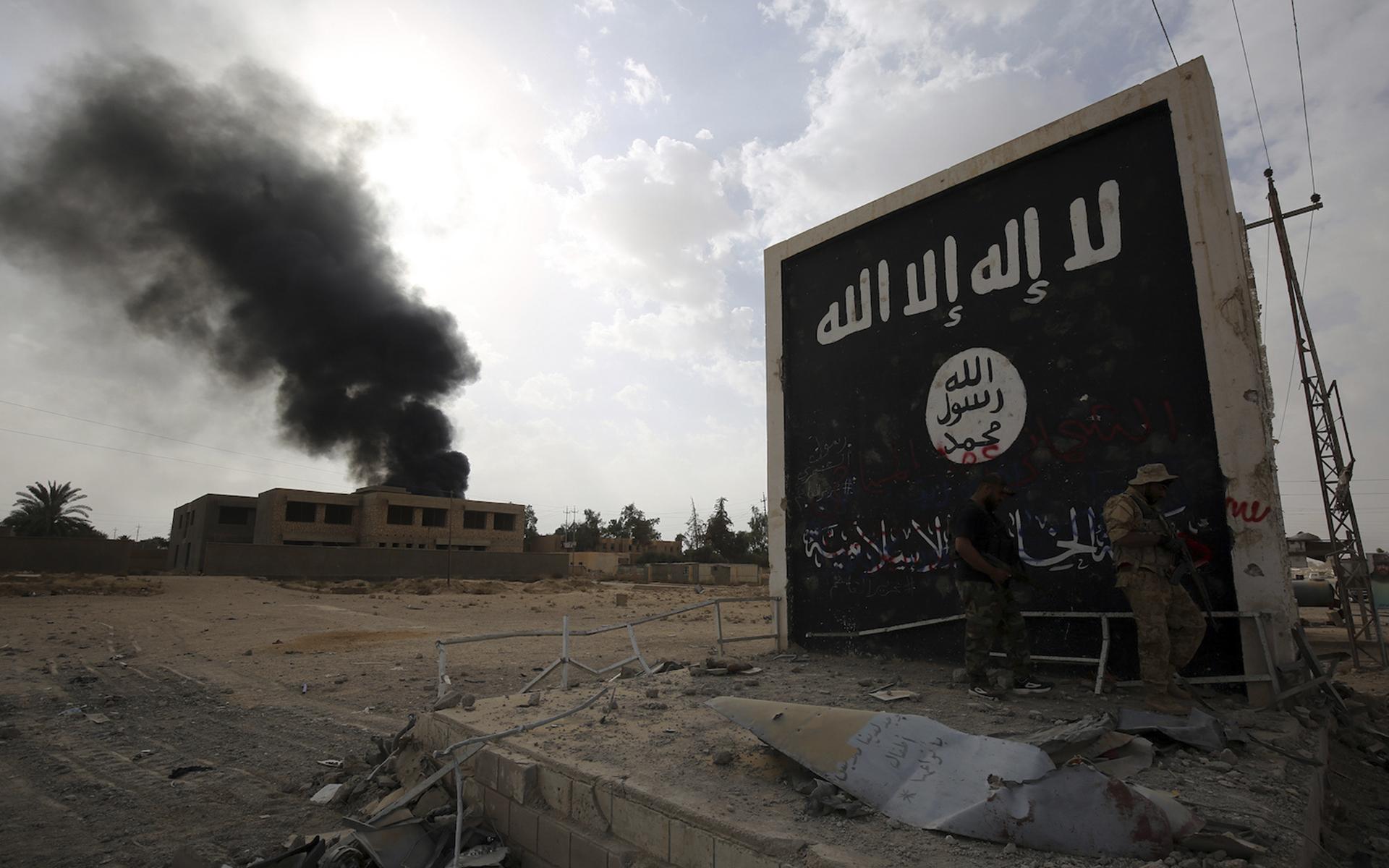 Некоторые аспекты борьбы с Исламским Государством