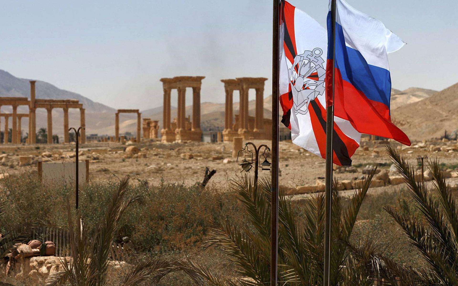 О стратегии России на сирийском направлении