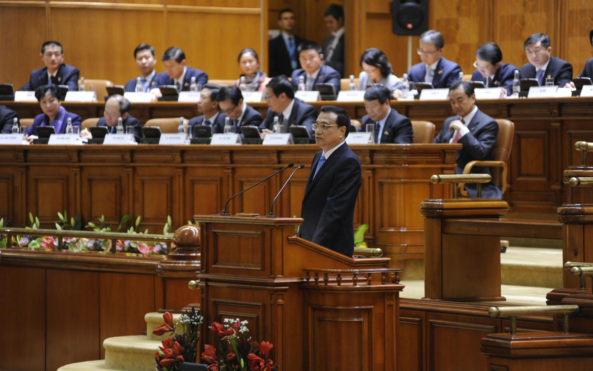 Новый состав Госсовета КНР