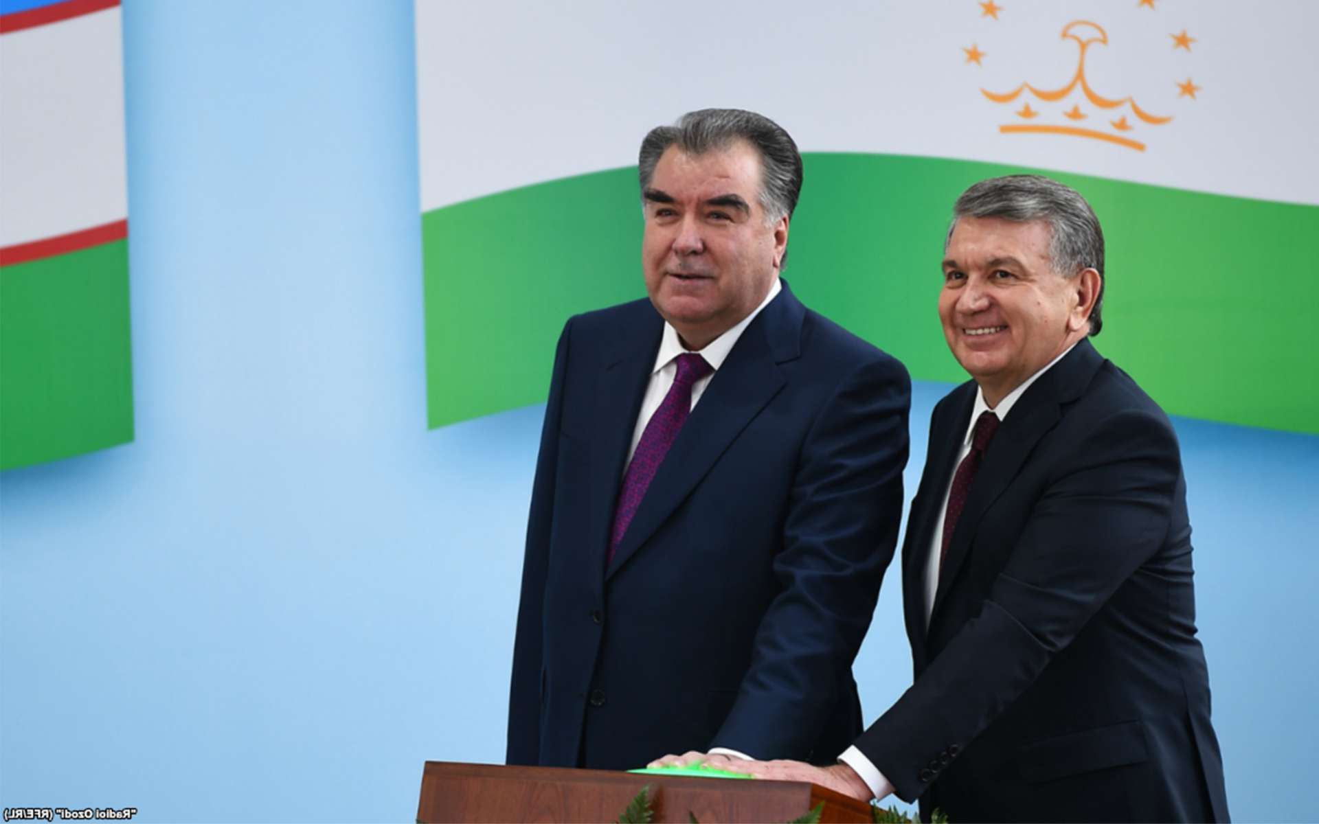 Отношения Узбекистана и Таджикистана