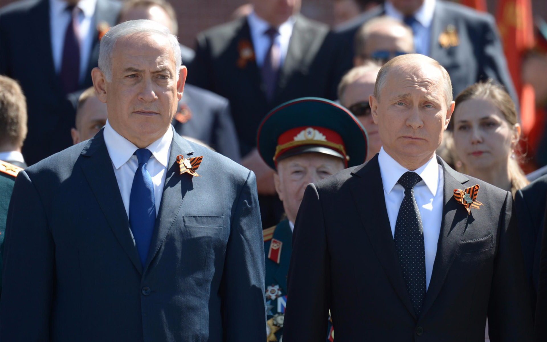Three Reasons Why Russia Needs Israel