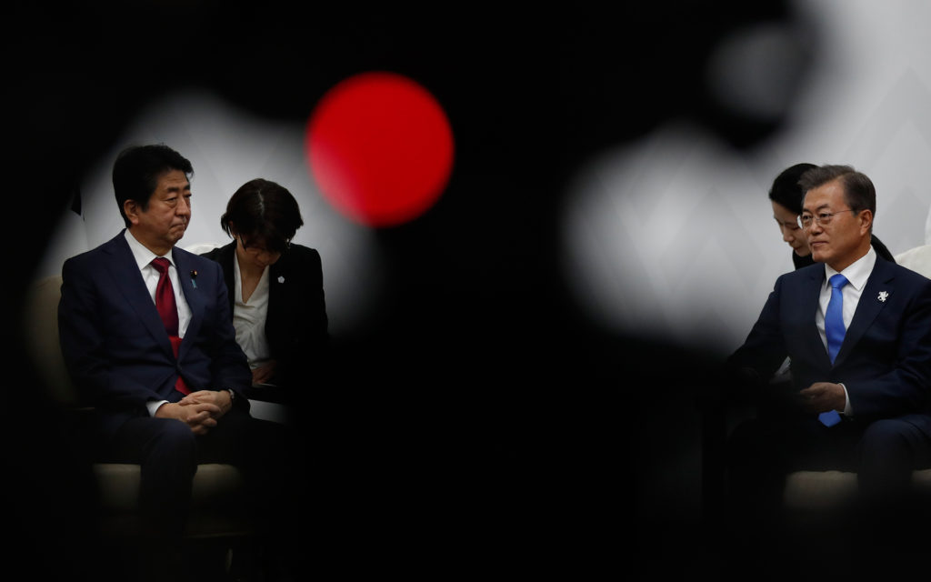 Decades of Resentment: Are South Korean-Japanese Disputes Spiraling Out of Control?