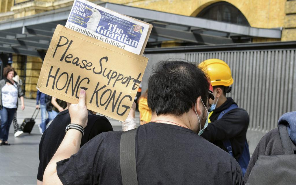 Феномен локализма в Гонконге