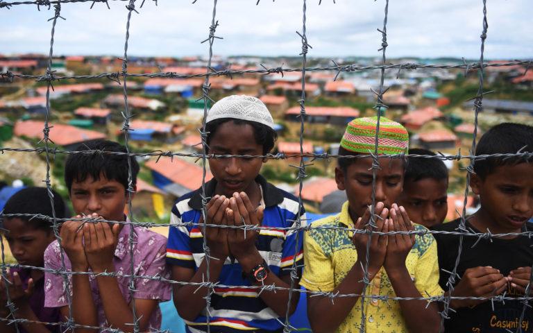 Пиар рохинджа в СМИ: привлечение общественности к проблеме или игра против правительства Аун Сан Су Джи?