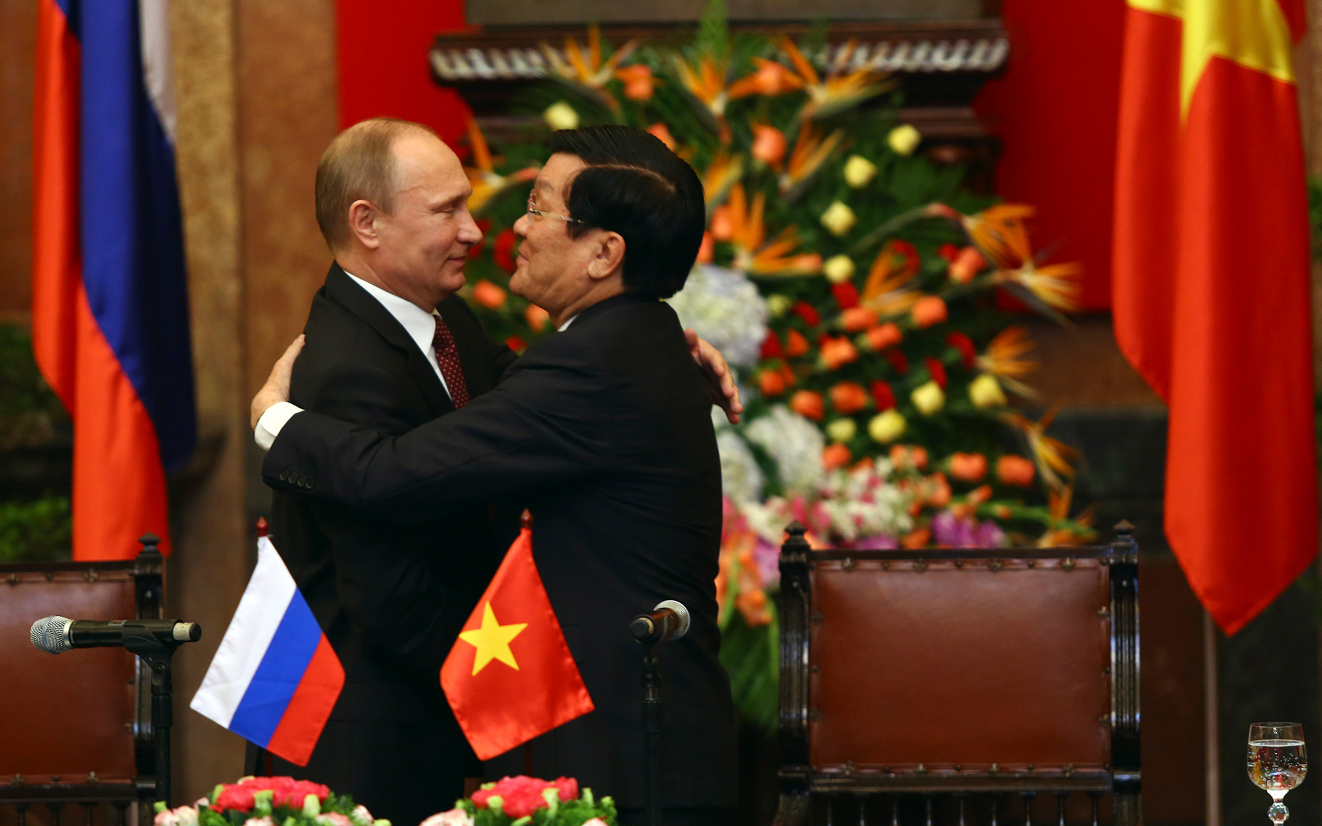 On the Development of Russian-Vietnamese Cooperation in 2019