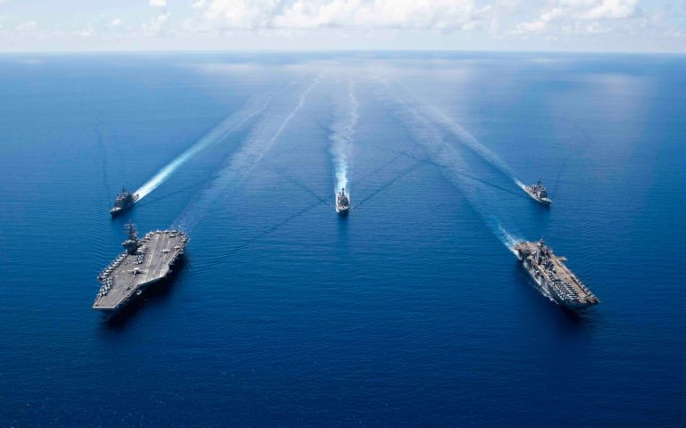 """""""Стратегия США в Южно-Китайском море будет мало зависеть от смены президентских администраций"""""""