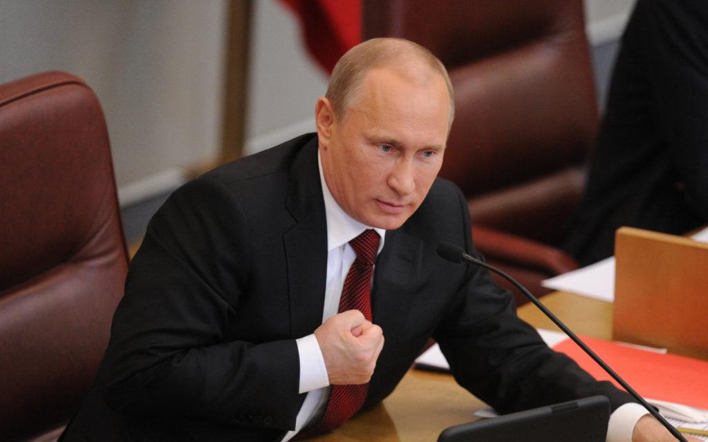 Контрответ Путина. Геополитическая адаптация Кремля с 2014 года